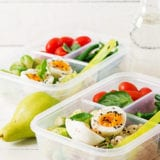 Healthy School and Work Lunches